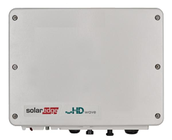 Afbeeldingen van Solaredge 4000H_HD Wave_met SetApp configuratie
