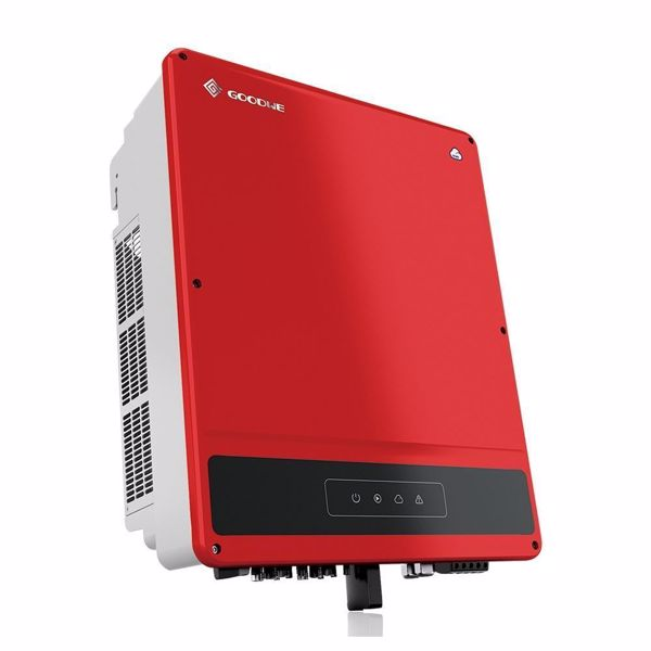 Afbeeldingen van Goodwe 36K-MT, RS485 / DC switch/ 5 jaar garantie + AFCI