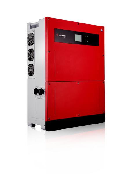 Afbeeldingen van Goodwe 80K-MT, RS485/ DC switch/ 5 jaar garantie + AFCI