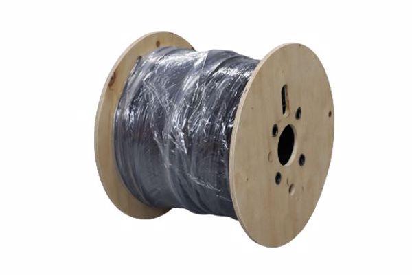 Afbeeldingen van Solarkabel 6mm² H1Z2Z2-K Zwart 500m (DCA)
