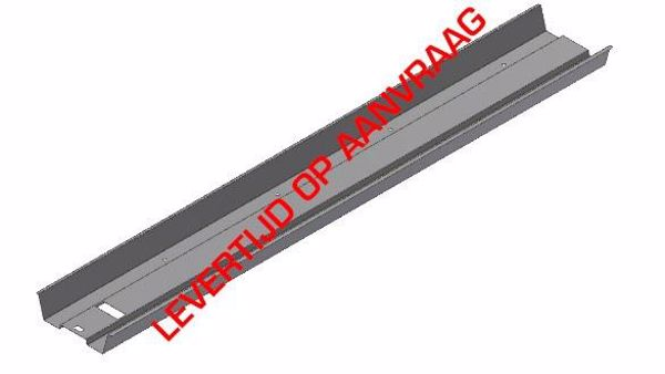 Afbeeldingen van Verz ballastbak ValkPro+  L10°/L15°/ L=2380mm (2120mm-2320mm)